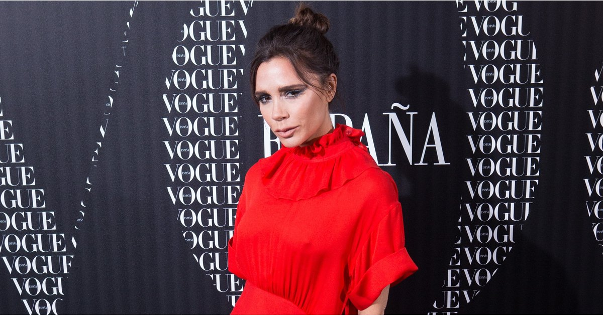 Victoria Beckham's Shoe Choice Is Unexpected but Totally Gorgeous