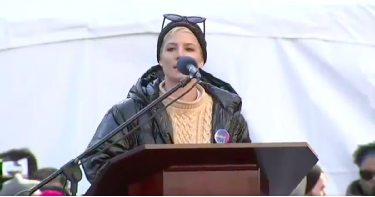 Halsey's Powerful Speech at the 2018 Women's March Will Leave You With Goosebumps