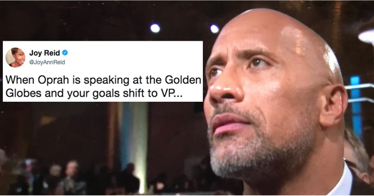 35 Tweets About the Golden Globes That Were Better Than the Actual Golden Globes