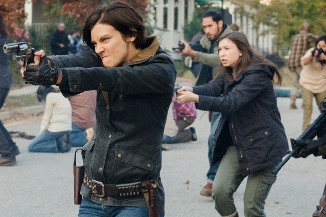Can a Female Showrunner Save 'The Walking Dead?'