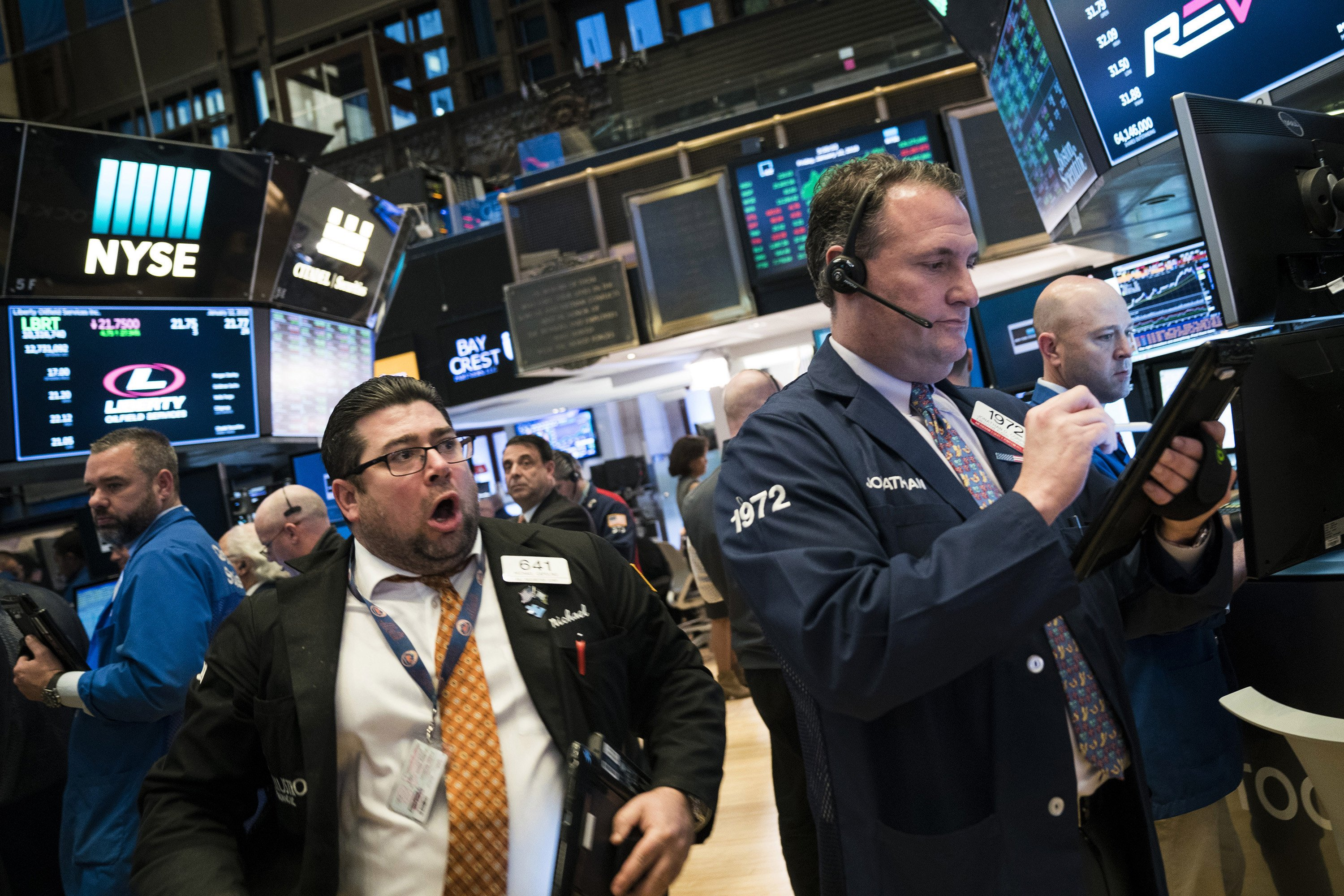Dow crosses 26,000 for first time