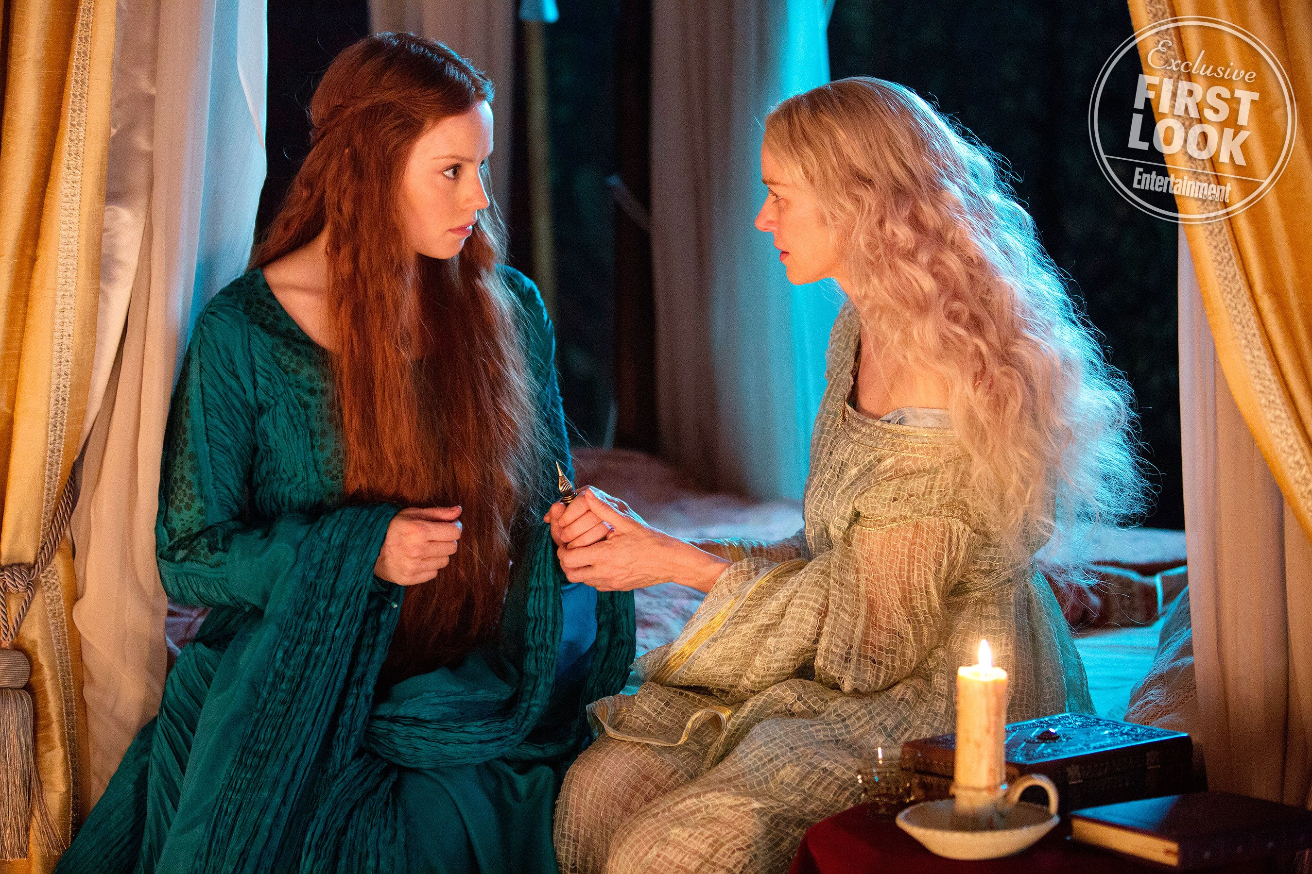 Daisy Ridley, Naomi Watts star in Ophelia movie first look