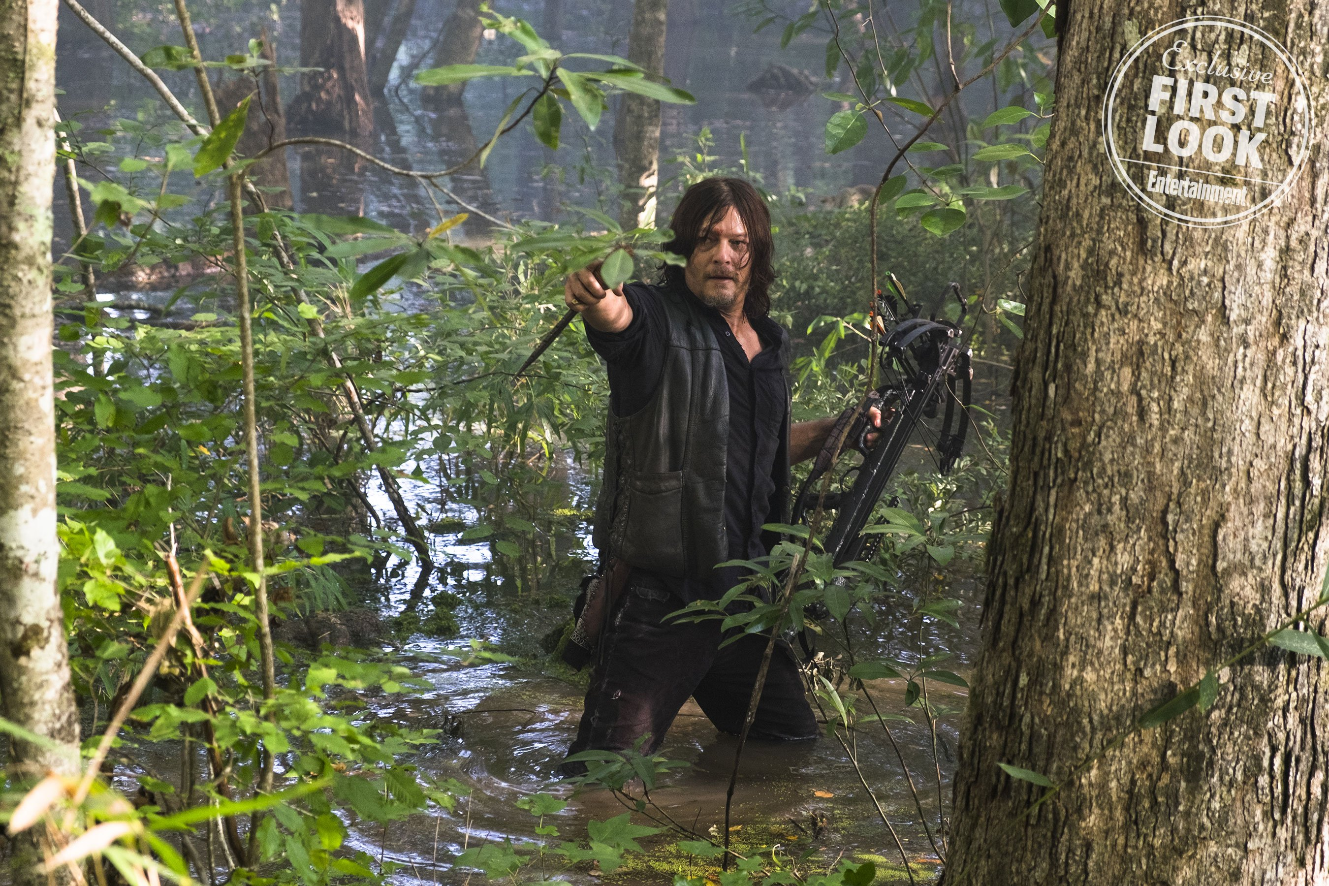 Norman Reedus doesn't want to leave The Walking Dead — ever