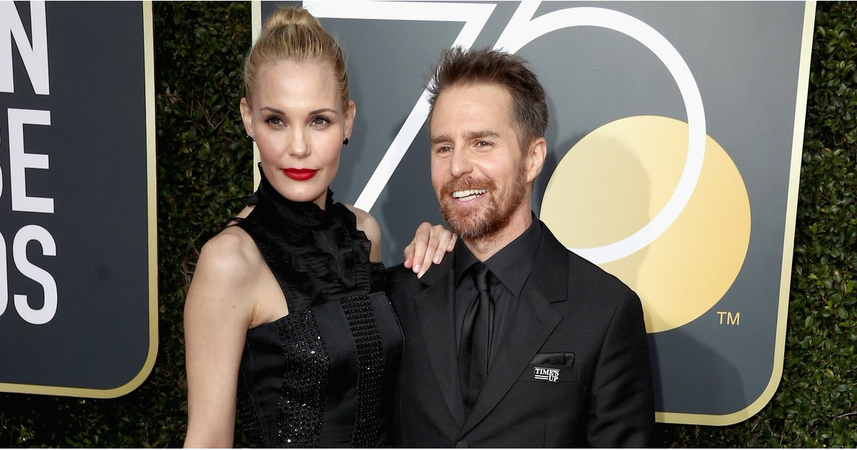 Sam Rockwell and Leslie Bibb Have Been Together For Way Longer Than You Knew