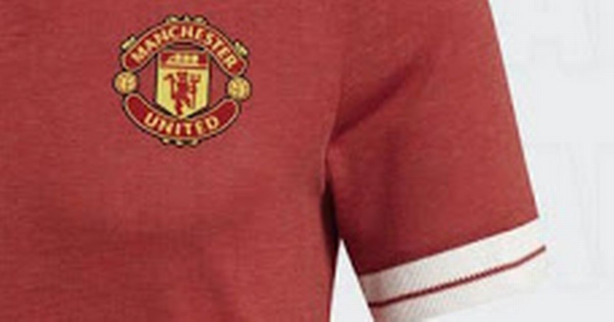 Leaked image reveals potential new Man United kit – and it's got a retro look