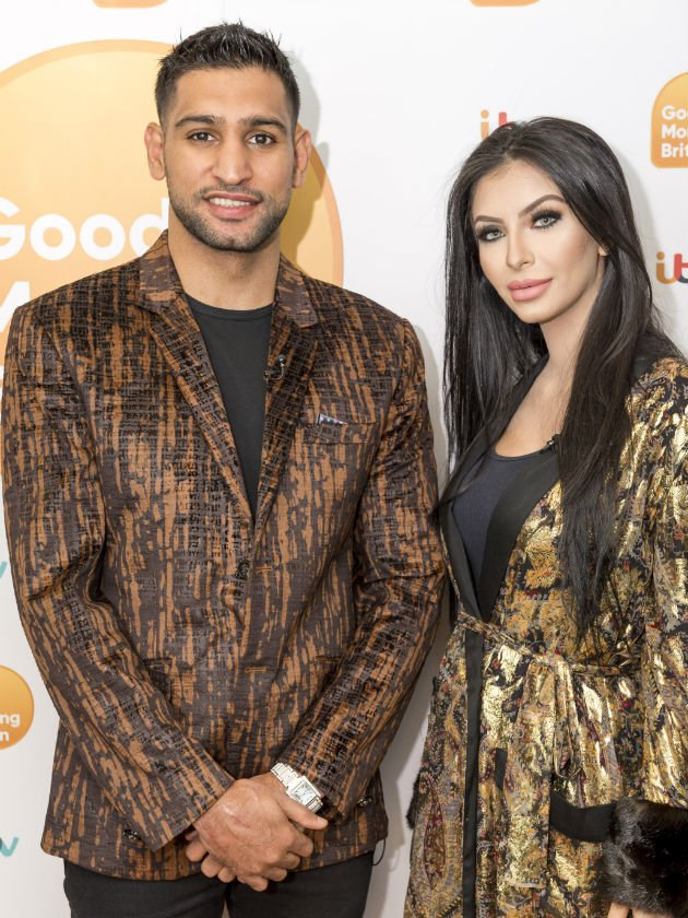 How Amir Khan and pregnant wife Faryal Makhdoom saved their marriage