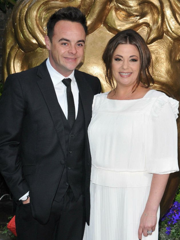 Ant McPartlin's ex Lisa Armstrong reacts after shock divorce news