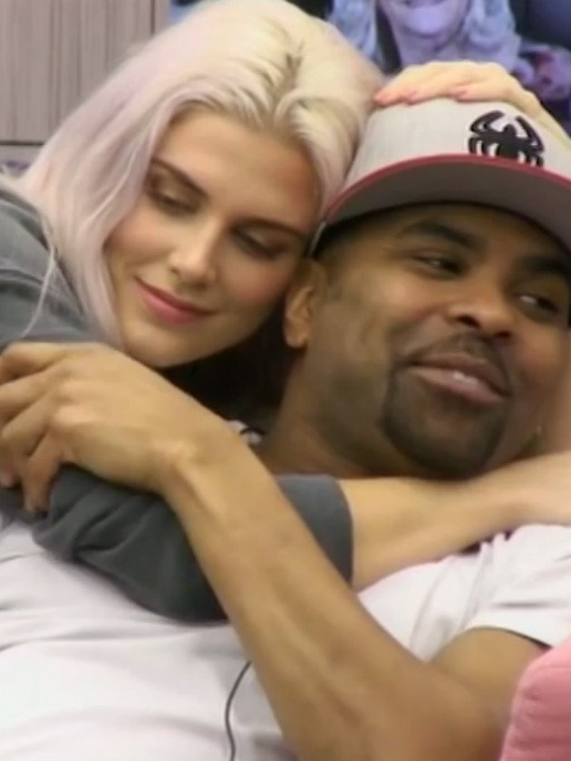 Celebrity Big Brother 2018 fans SLAM Ginuwine for 'creepy' comments