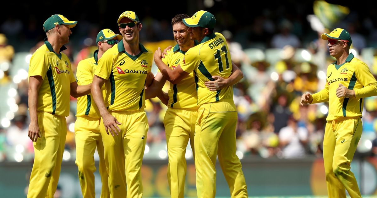Australia win fourth ODI against England with three-wicket victory in Adelaide