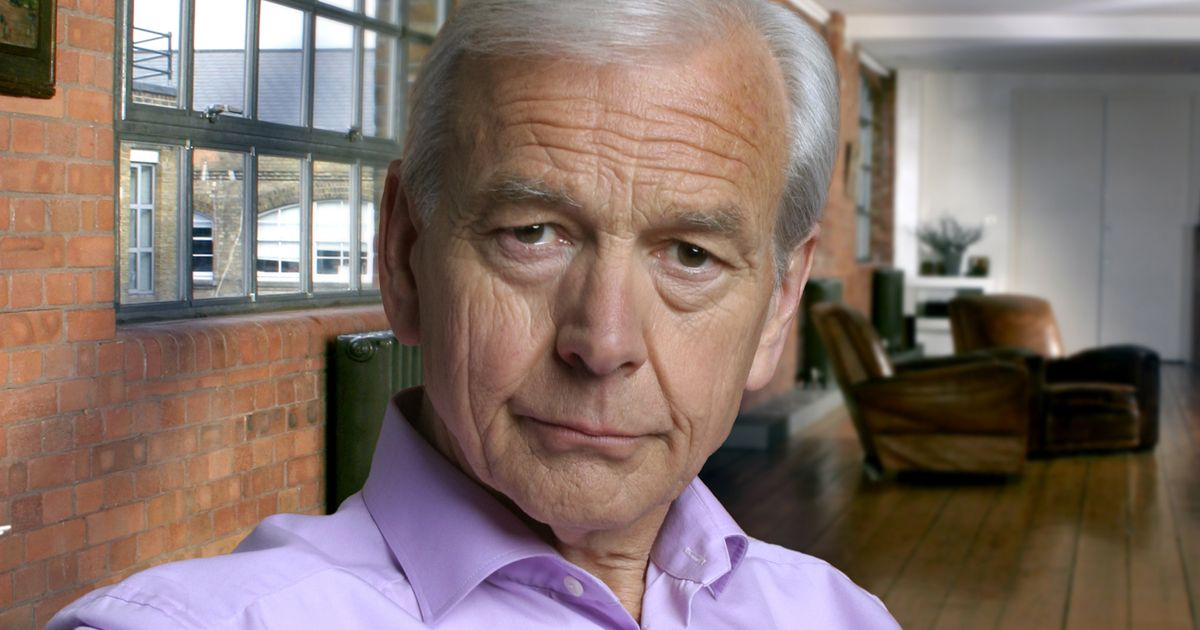 BBC's John Humphrys offers to take a pay cut amid gender pay gap row
