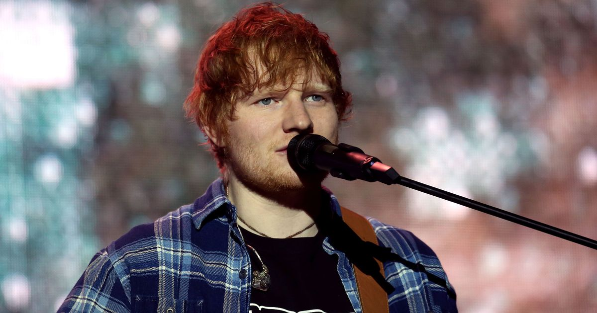 Newly engaged Ed Sheeran explains real reason he didn't attend the Grammys
