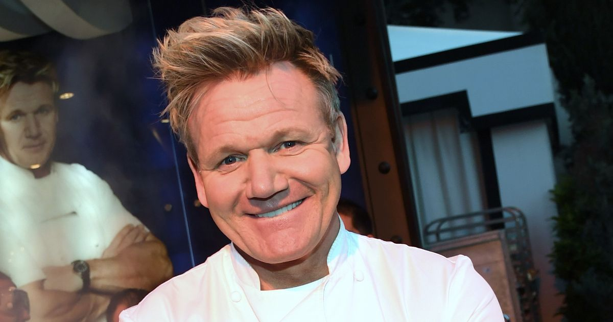TV chef Gordon Ramsay wants to move to Las Vegas 'to save fortune paying tax'