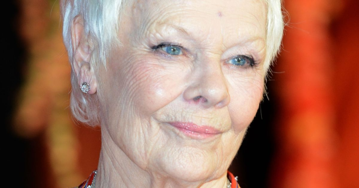 Awkward typo means Dame Judi Dench is nominated for very bizarre award at SAGs