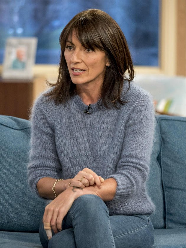 Davina McCall breaks silence on marriage split with surprise revelation