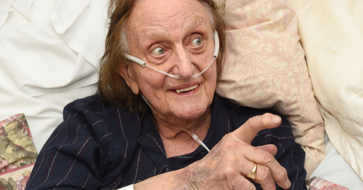 Emotional Ken Dodd slams fake claims of his death as he promises he will recover