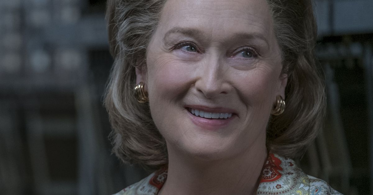 Meryl Streep wants Trump to see her latest film 'to learn what patriotism is'