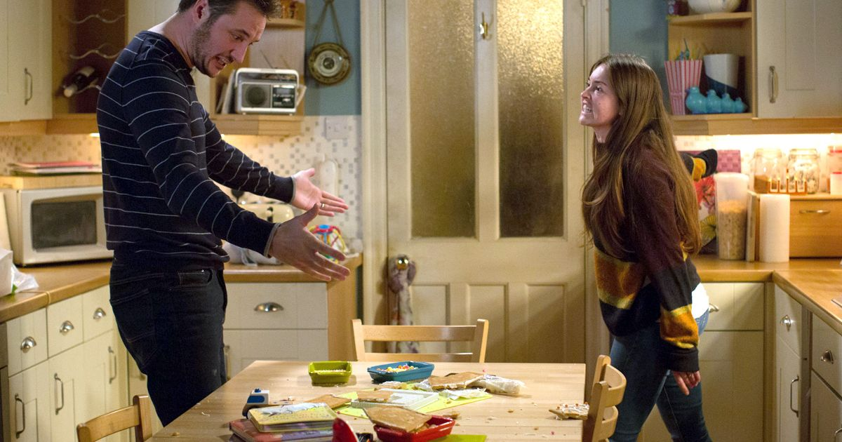 It could be the end for Martin and Stacey in EastEnders