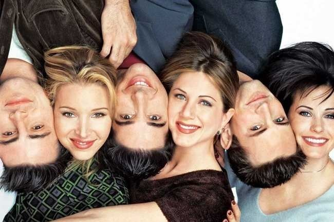 Forget About Your New Year's Resolutions Because Netflix U.K. Is Adding 'Friends' in 2018