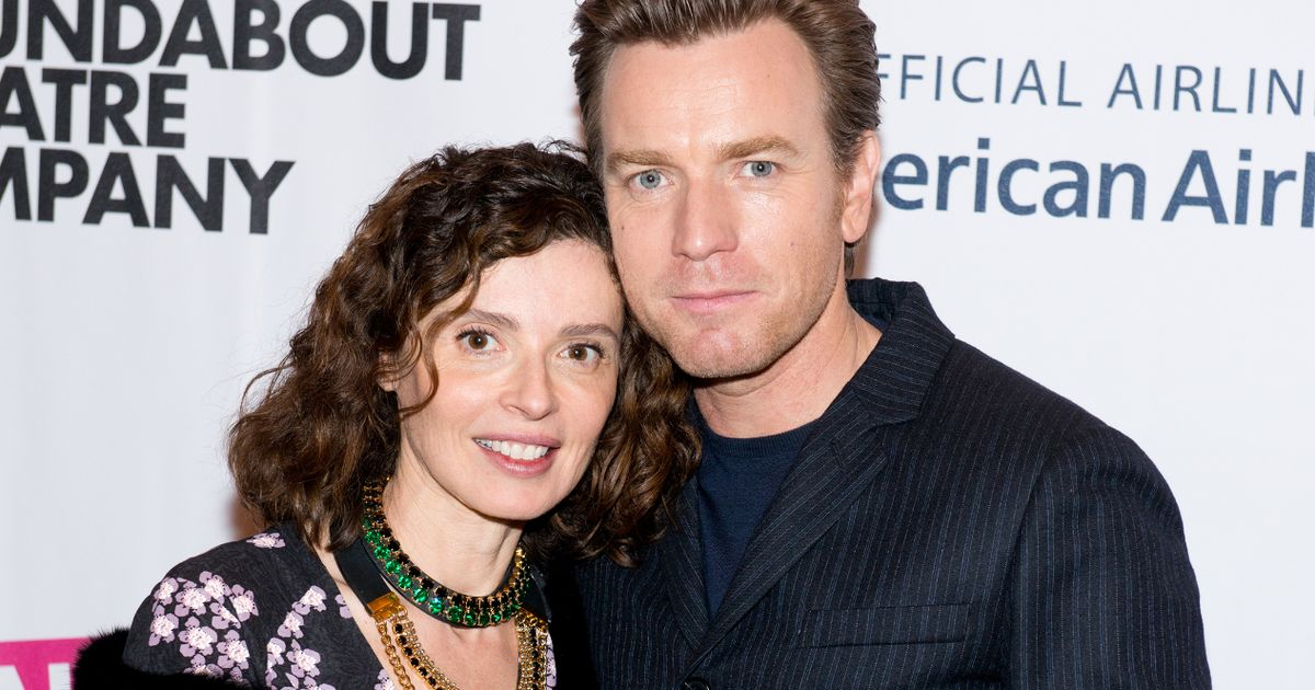 Ewan McGregor files for divorce from wife of 22 years