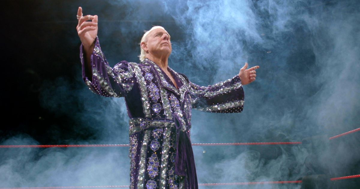 WWE legend Ric Flair gives his predictions on who will win at the Royal Rumble