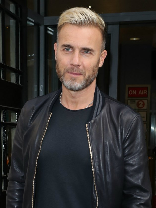 Gary Barlow looks SO different in throwback pic in sweet tribute to wife