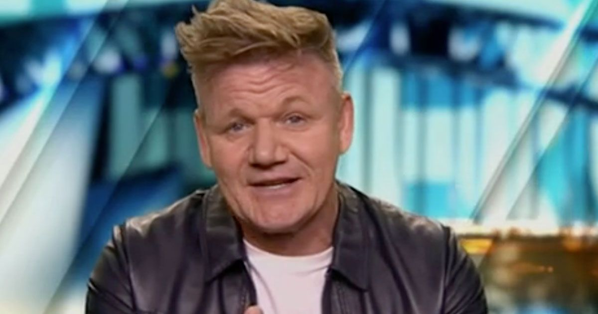 """Gordon Ramsay reveals shocking moment daughter told him to """"f**k off"""""""