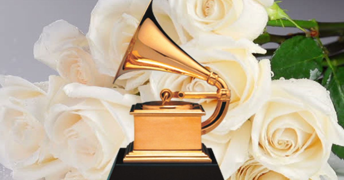 Reason why you'll be seeing a lot of white roses at the Grammy Awards