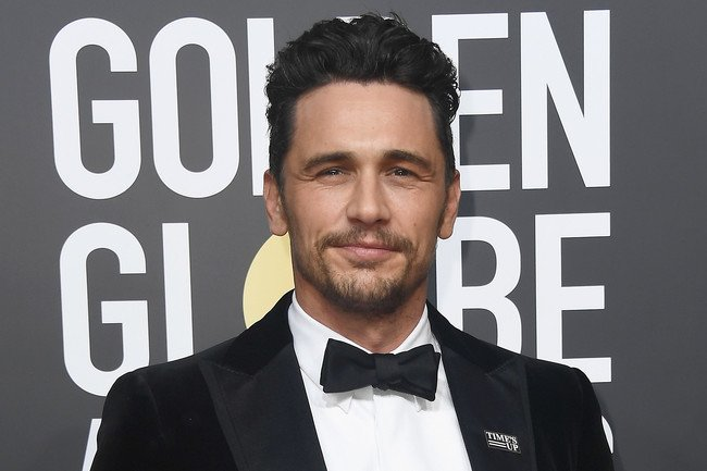 James Franco Was Accused of Sexual Misconduct During the Golden Globes