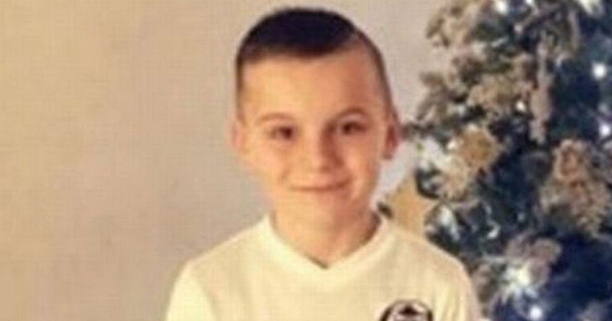 """Mum's terror as son, 7, with Aussie flu collapses after """"hallucinating"""" at home"""