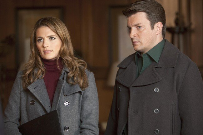 Stana Katic Reveals She Was Hurt After Being Fired From 'Castle'