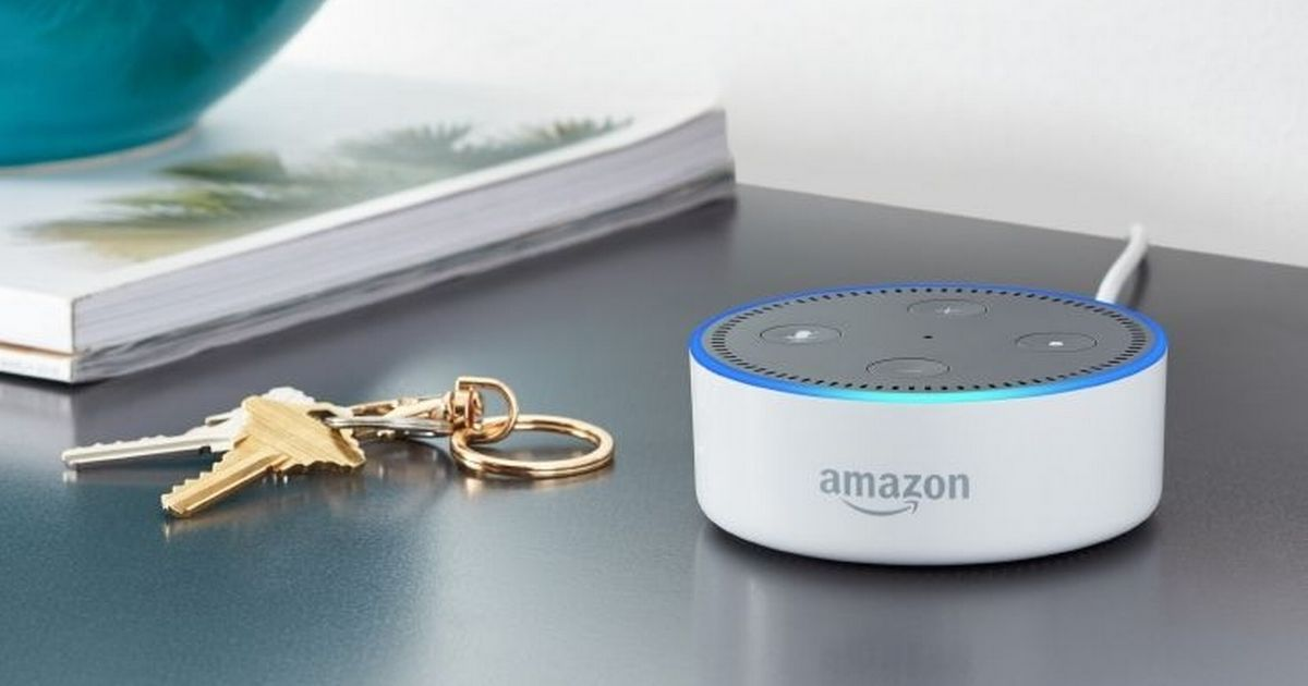 Amazon are offering shoppers three Echo Dot speakers for the price of two