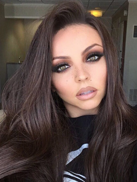 Little Mix's Jesy Nelson shares first ever selfie with boyfriend Harry James