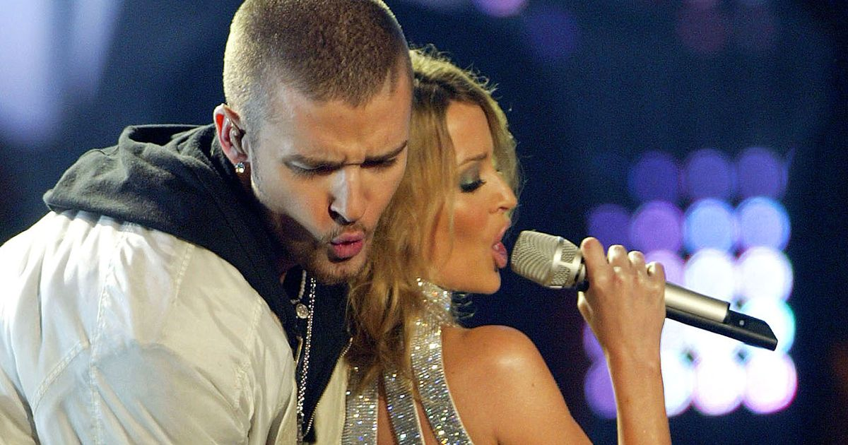 Justin Timberlake returning to Brit Awards 15 years after that Kylie 'bum-grope'