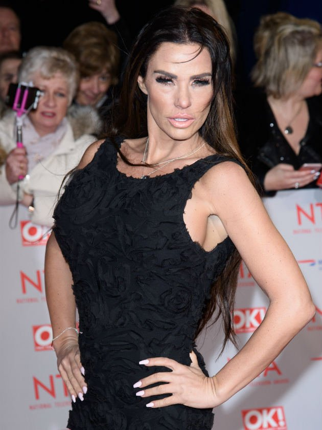 Katie Price reveals the surprise reason she doesn't go out any more…