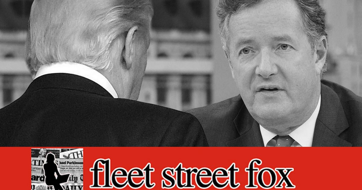 Piers Morgan's Life Stories: The Donald Trump edition