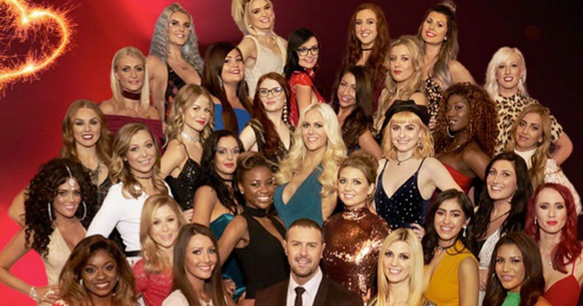 Meet the Take Me Out girls – Paddy returns with football star and tiger trainer