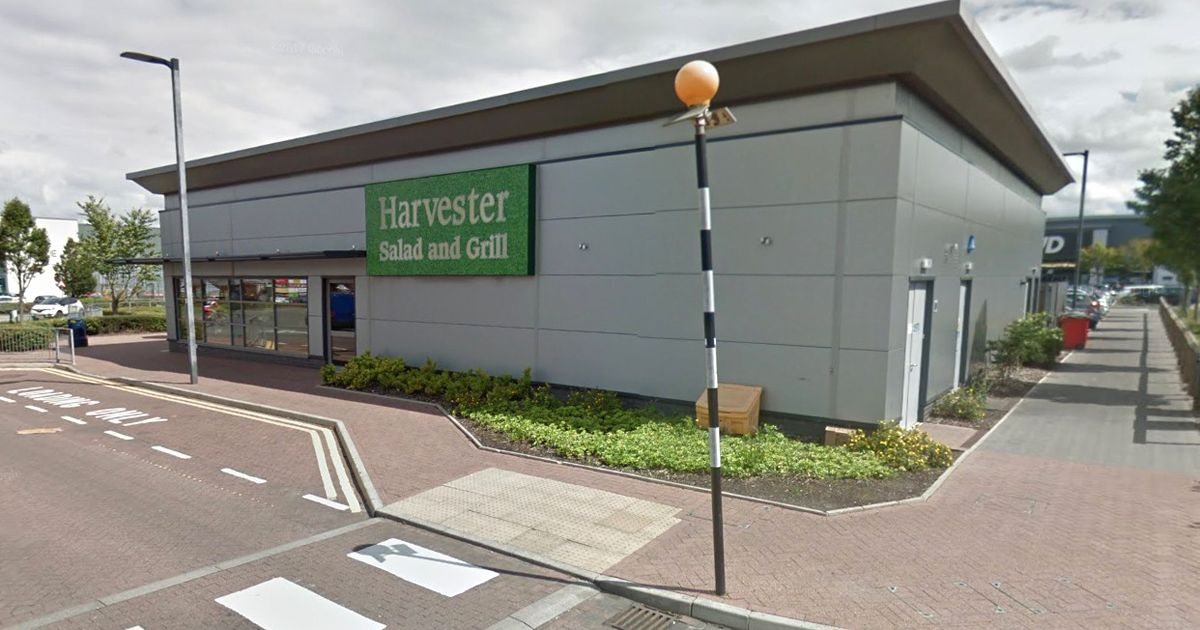 Mass brawl breaks out over toaster at Harvester all-you-can-eat breakfast buffet