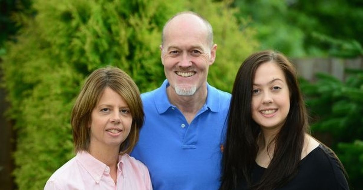 Dad given 12 months to live makes miraculous recovery after cancer drug trials