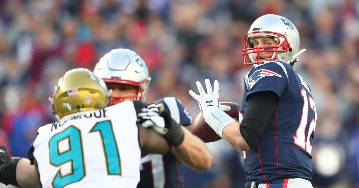 Tom Brady leads Patriots to stunning comeback over Jags to advance to Super Bowl