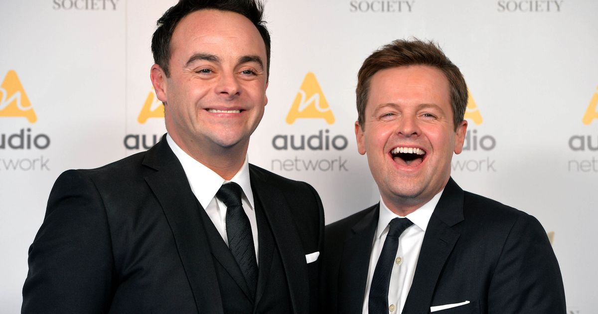 Ant and Dec's last-minute plea for NTAs votes 'crashes website'
