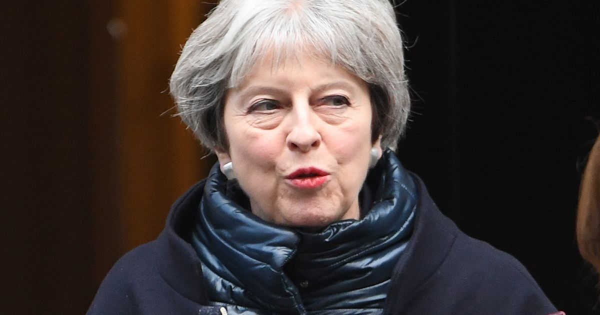 Theresa May's passport to the elite: Mirror Politics morning briefing