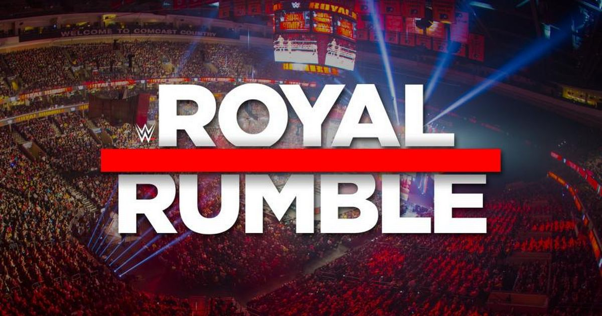 Who eliminated who in the WWE Royal Rumble match