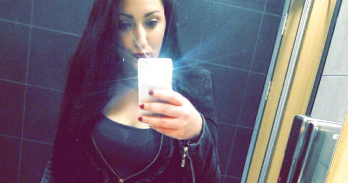 Mum jailed for launching glass into clubber's face leaving her unable to eat