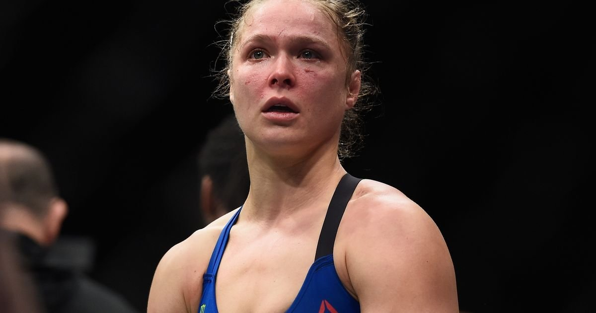 Ronda Rousey opens up on Royal Rumble appearance