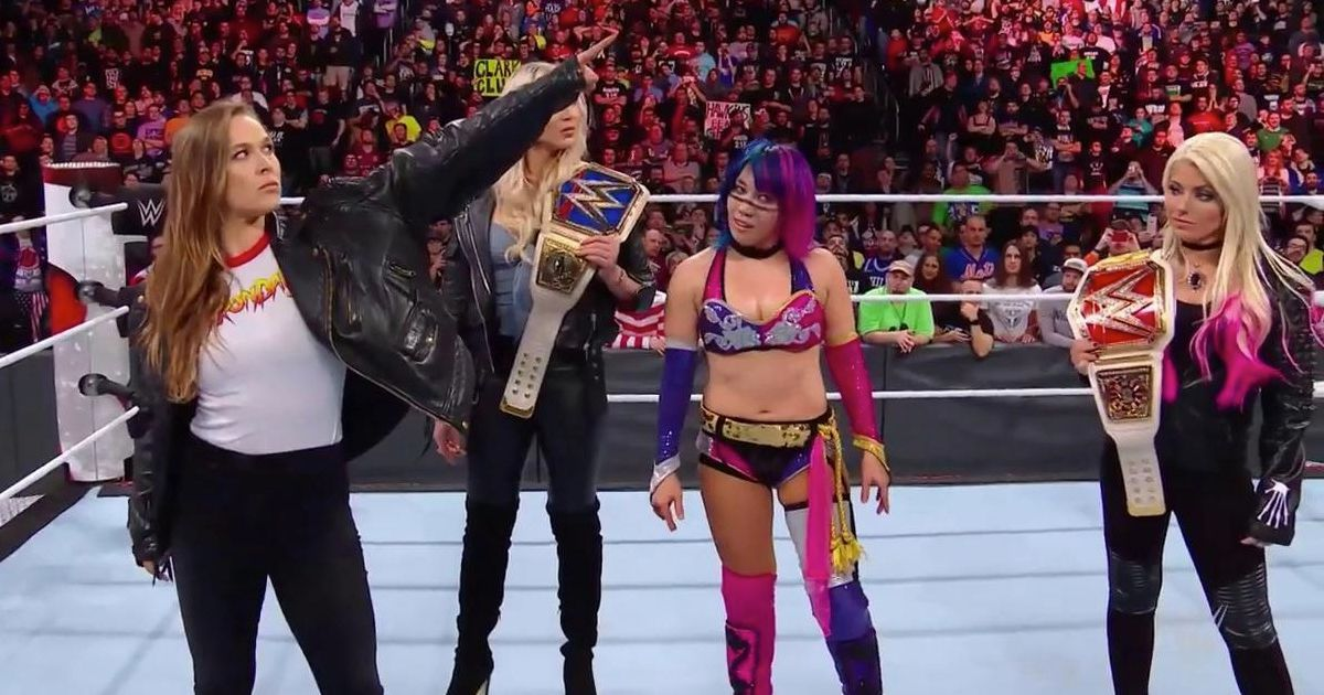 Ronda Rousey 'could team with all-time WWE favourite' in mega Wrestlemania clash