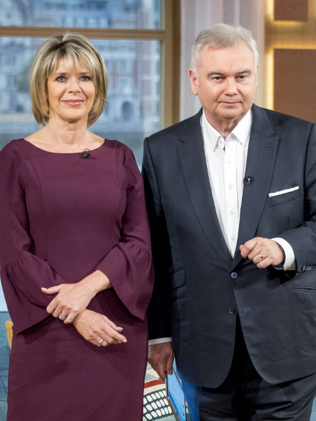 Eamonn Holmes REPLACED on This Morning at last minute by this host