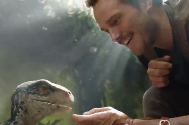 The First 'Jurassic World: Fallen Kingdom' Clip Brings Us Back to the Original 1993 Film