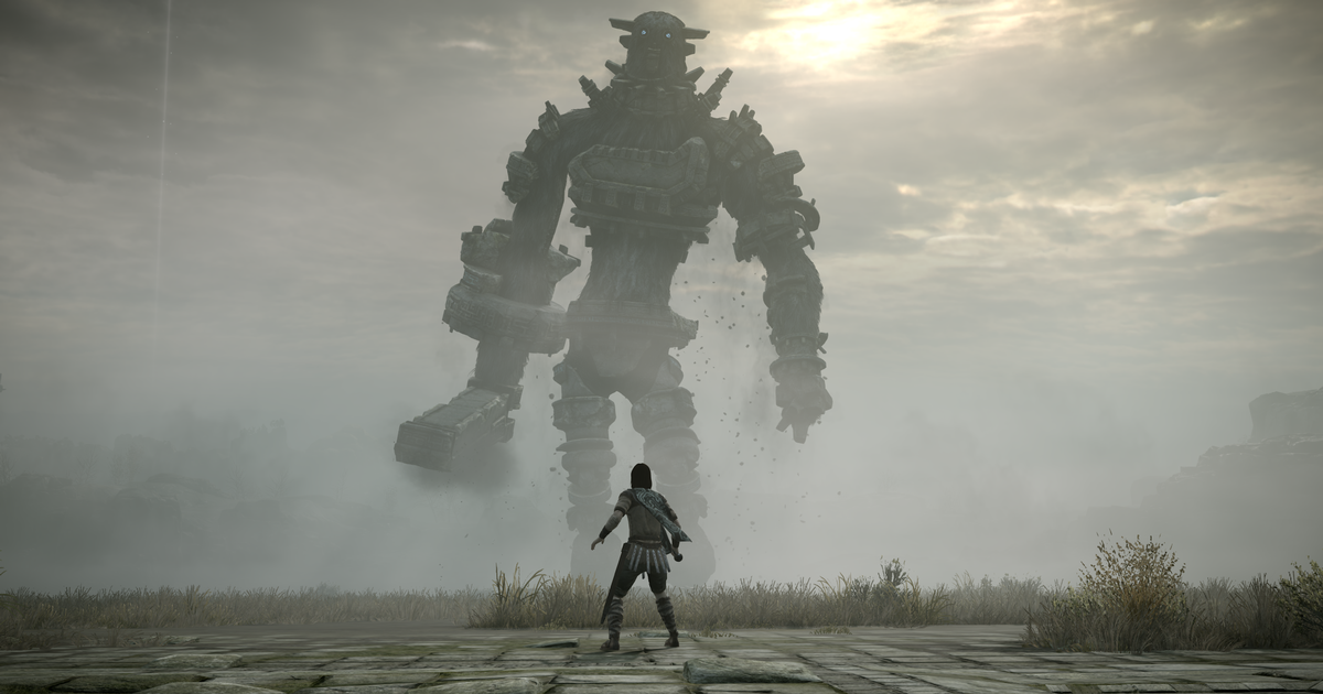Shadow of the Colossus is an essential remake of a timeless gaming masterpiece