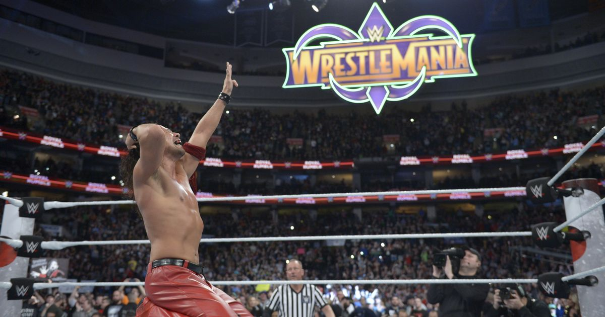 When is WWE WrestleMania 34? Live stream details, TV channel and expected bouts