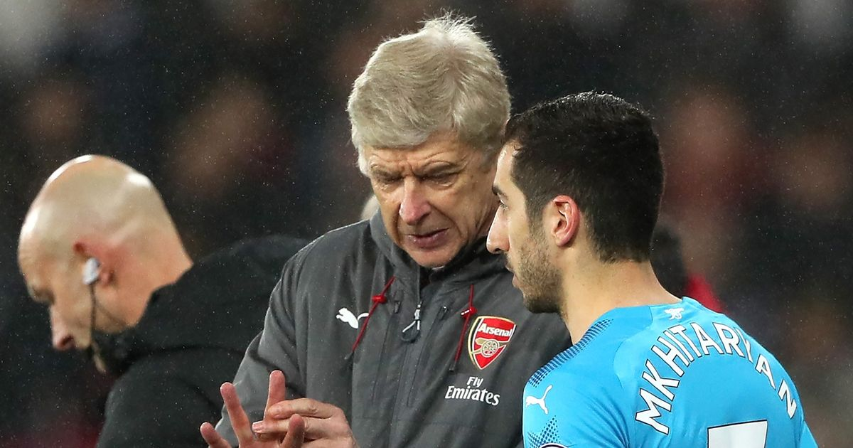 John Cross; Arsenal's rebuild has begun, and will happen with or without Wenger